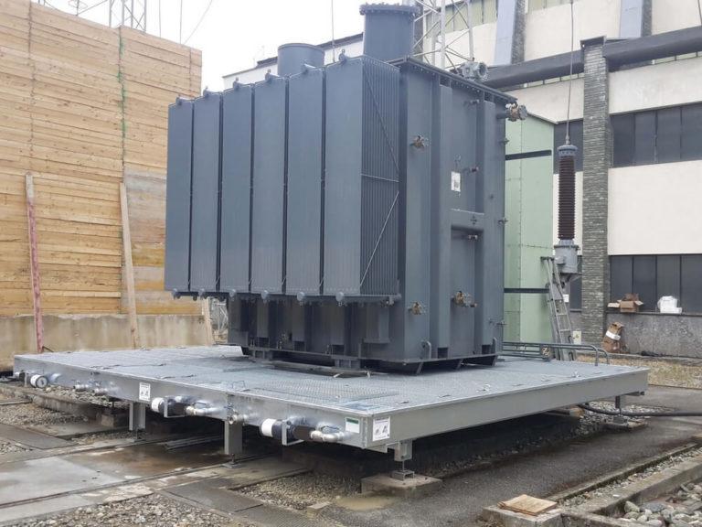 BAFX - Cubetos de retención modulares con sistema de extinción