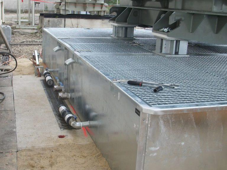 FILTRELEC 15M2 - Sistema de filtración de agua y aceite